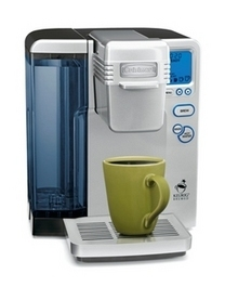 Gevalia Coffee Maker Plastic Smell : Storm Gods Blog Archive Cuisinart SS-700 Single Serve Brewing System