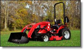 Storm Gods » Blog Archive » Mahindra eMax 22 4WD HST Compact
